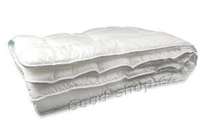 Přikrývka Standard celoroční 135x200 cm bílá